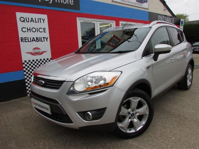 used Ford Kuga ZETEC TDCI 2WD, FINE EXAMPLE in aylesbury-buckinghamshire