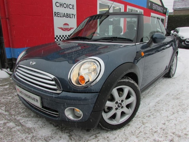used MINI Convertible COOPER FULL LEATHER TRIM in aylesbury-buckinghamshire