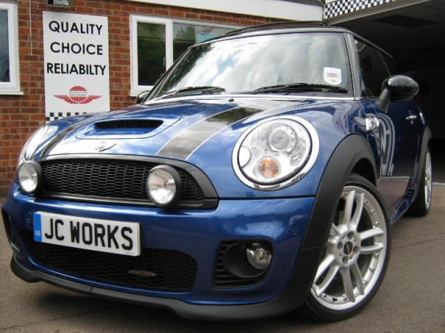 used MINI Cooper S Mini specialist buckinghamshire, servicing in aylesbury-buckinghamshire