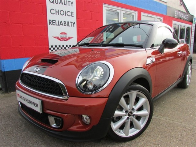 used MINI Coupe COOPER S, ONLY 8018 MILES, LADY OWNED in aylesbury-buckinghamshire