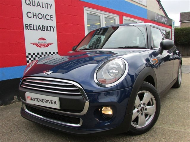 used MINI Hatch ONE, AUTOMATIC, FINE EXAMPLE in aylesbury-buckinghamshire