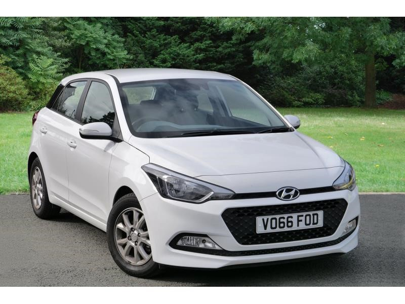 used Hyundai i20 1.2 SE (84 PS) in bromsgrove