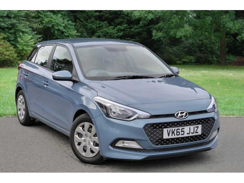 used Hyundai i20 1.2 Blue Drive S Air (75ps) in bromsgrove