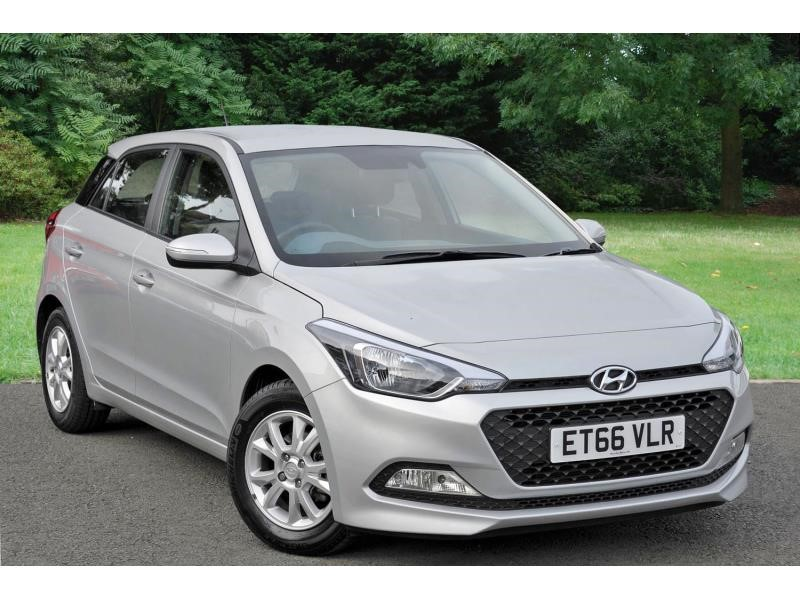 used Hyundai i20 SE (100 PS) in bromsgrove