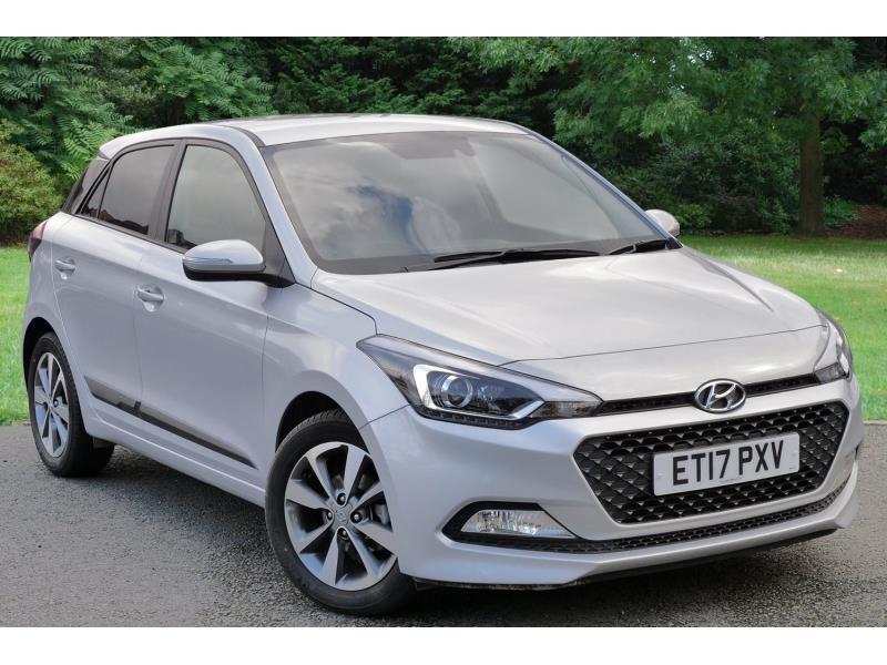 used Hyundai i20 1.2 Premium Nav (84 PS) in bromsgrove