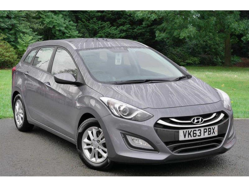 used Hyundai i30 CRDi Active Blue Drive (110 PS) in bromsgrove