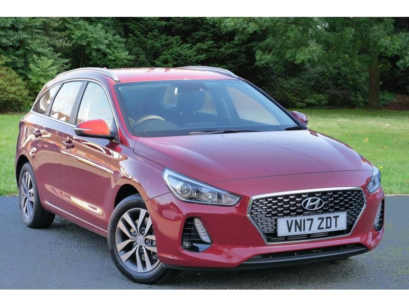 used Hyundai i30 T-GDi (120ps) SE Nav in bromsgrove