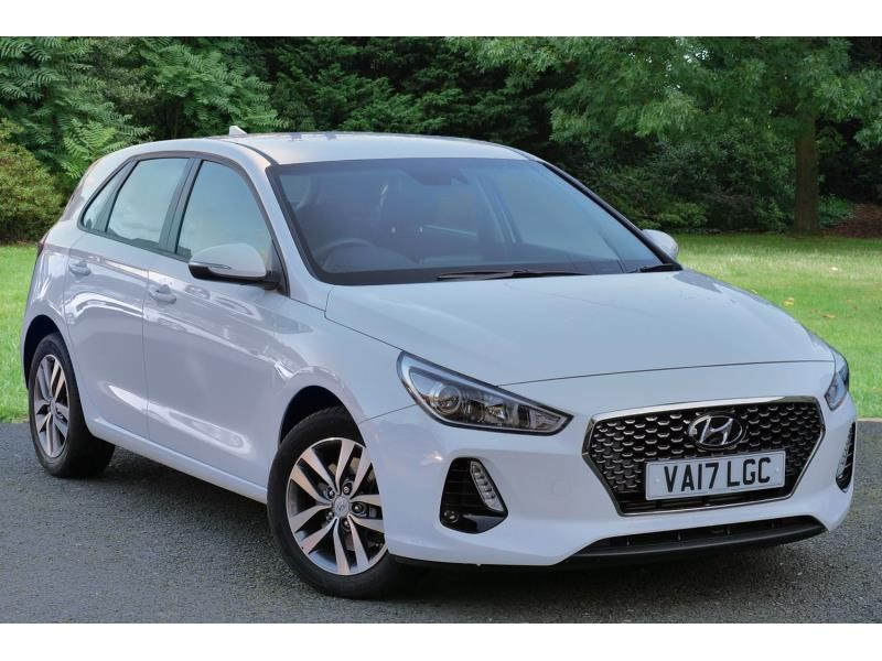 used Hyundai i30 CRDi (109ps) SE in bromsgrove