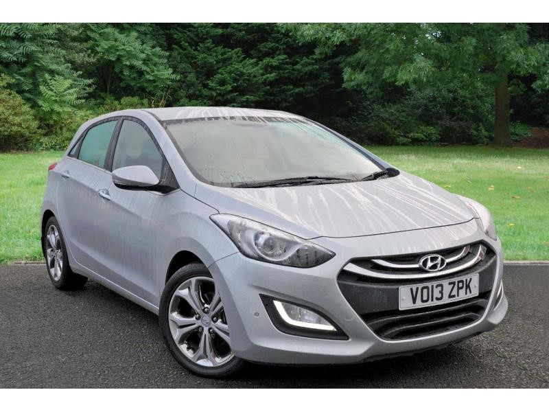 used Hyundai i30 CRDi Premium (128PS) in bromsgrove