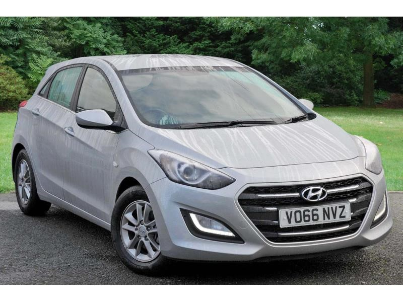 used Hyundai i30 CRDi SE Blue Drive (110 PS) in bromsgrove