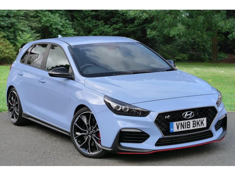 used Hyundai i30 T-GDi (275ps) N Performance in bromsgrove