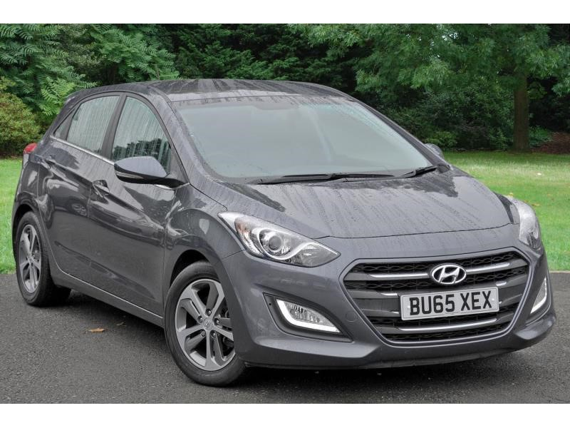 used Hyundai i30 SE Nav (120 PS) in bromsgrove