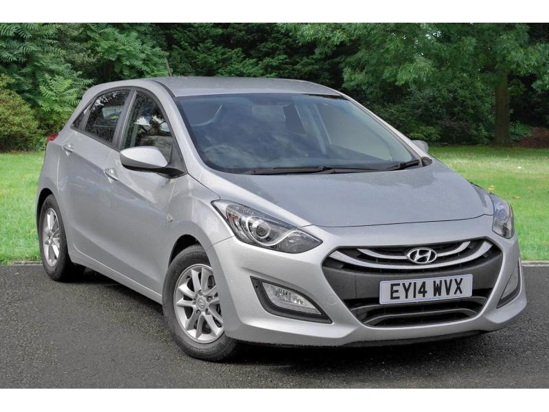 used Hyundai i30 Active (100 PS) in bromsgrove