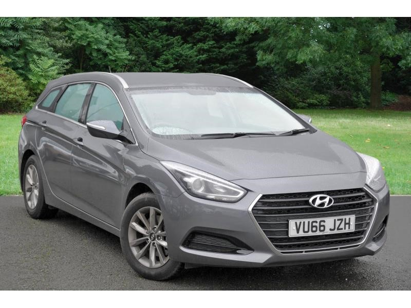 used Hyundai i40 Tourer CRDi S Blue Drive (115ps) in bromsgrove