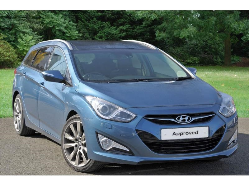 used Hyundai i40 Tourer CRDi Premium SE (136ps) in bromsgrove