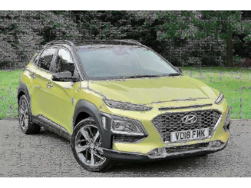 Hyundai Kona for sale