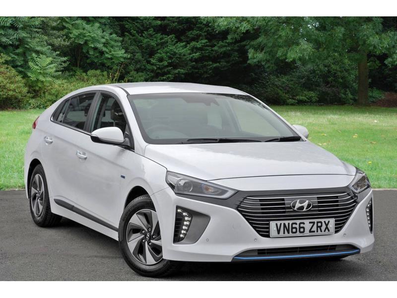 used Hyundai  IONIQ GDi (105ps) Premium SE DCT in bromsgrove