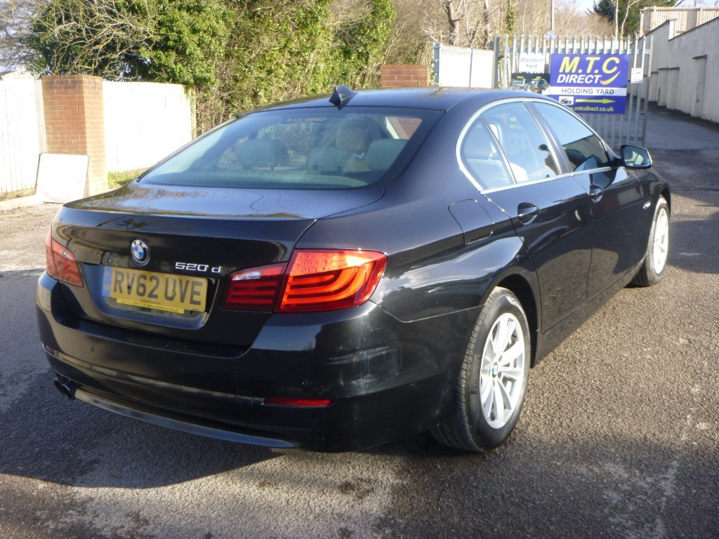 Used Bmw 520d For Sale Mtc Direct