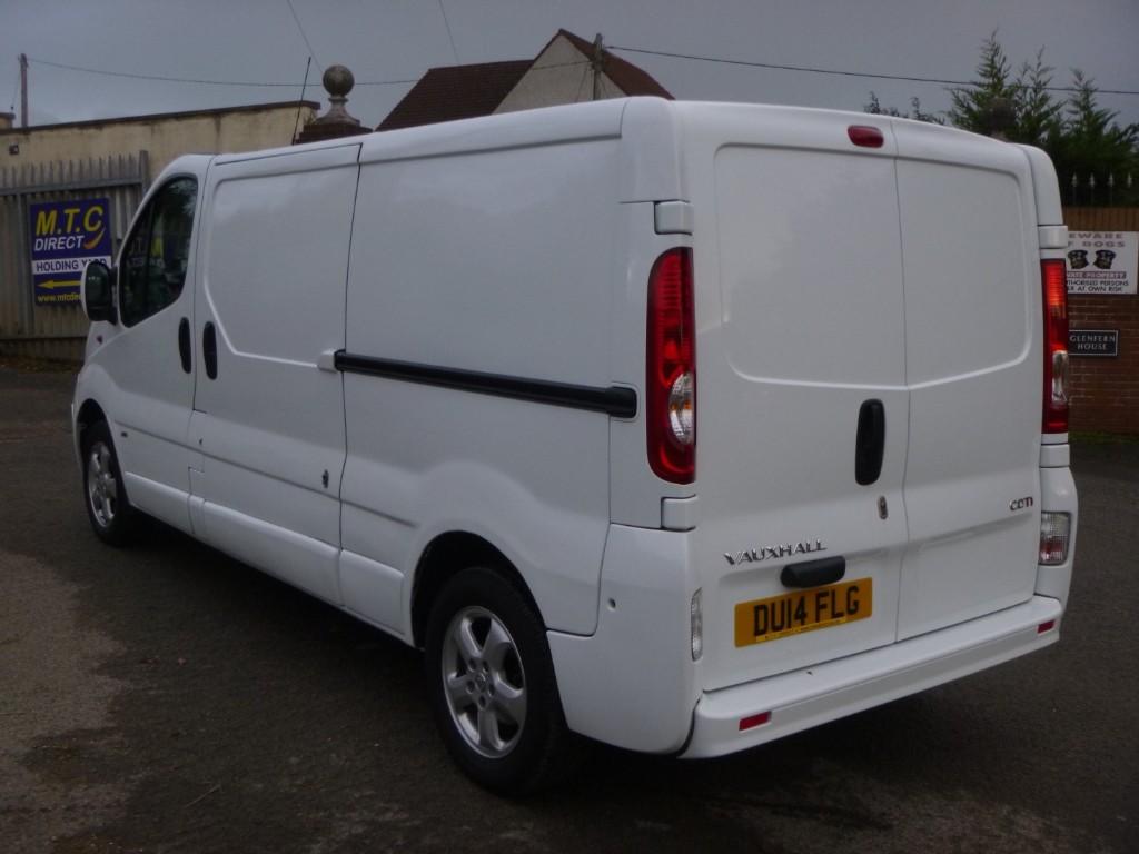 dab0349323 Used Vauxhall Vivaro For Sale