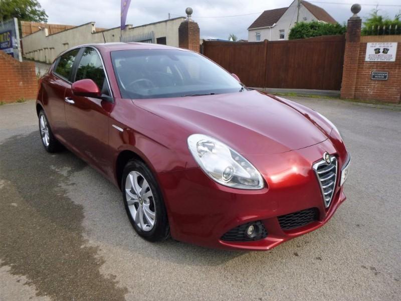 used Alfa Romeo Giulietta JTDM-2 LUSSO S/S in bristol