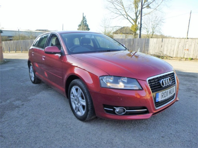used Audi A3 TDI SE in bristol