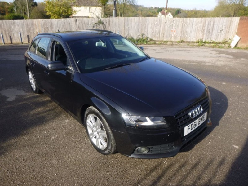 used Audi A4 Avant TDI E TECHNIK in bristol