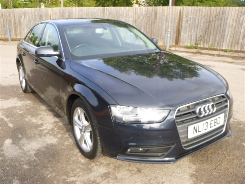 used Audi A4 TFSI SE in bristol