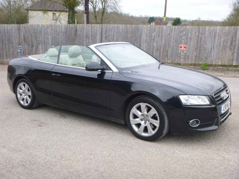 used Audi A5 TFSI SE in bristol
