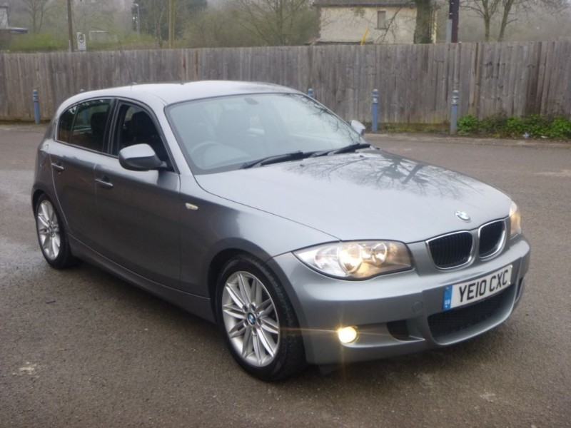 used BMW 118d M SPORT in bristol
