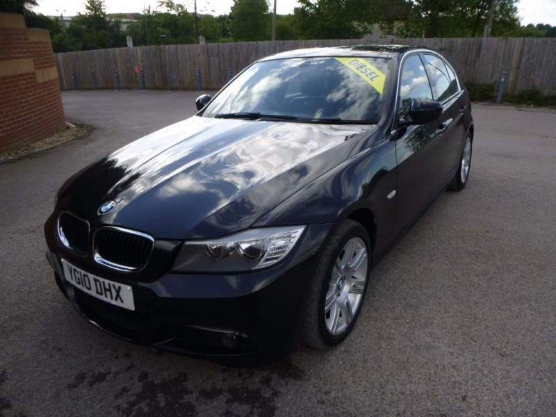 used BMW 320d M SPORT in bristol