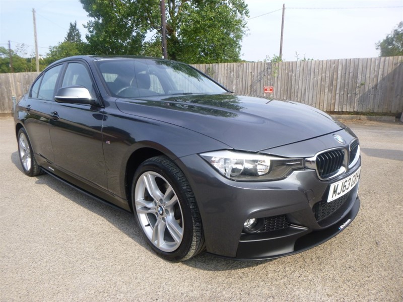 used BMW 320d XDRIVE M SPORT in bristol