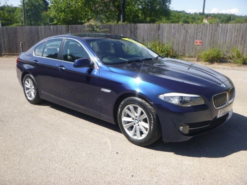 used BMW 520d SE in bristol