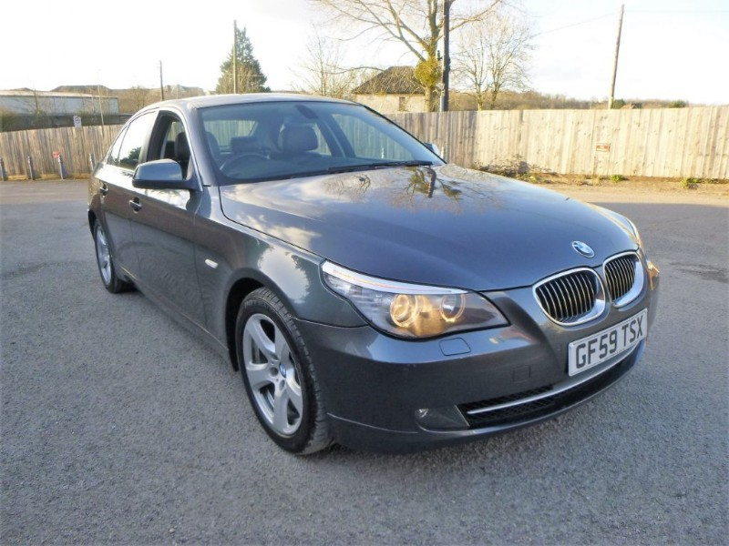 used BMW 525d SE BUSINESS EDITION in bristol