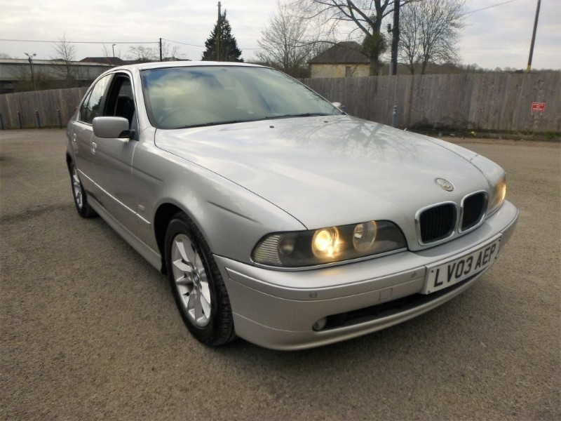 used BMW 525d SE in bristol