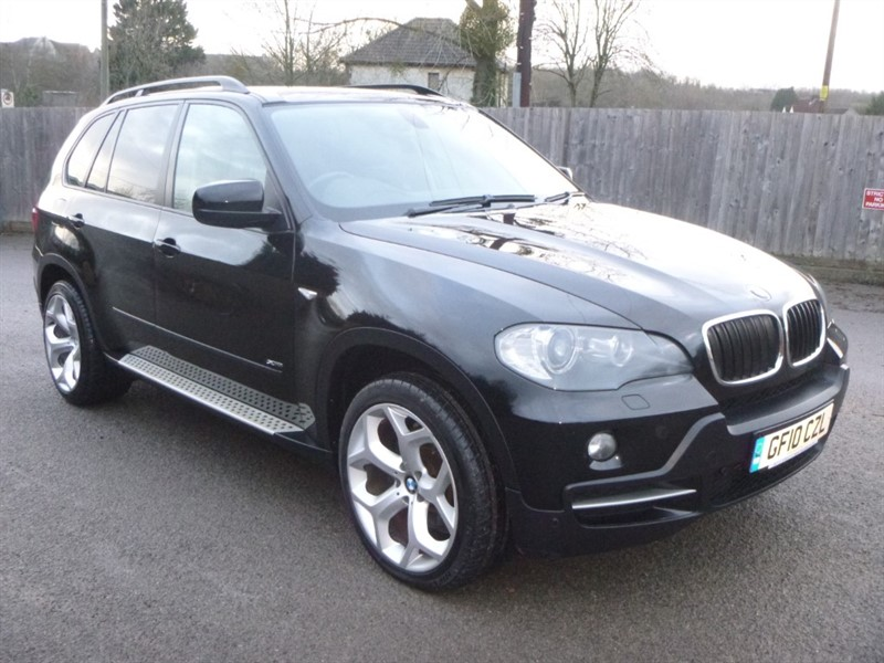used BMW X5 XDRIVE30D SE in bristol