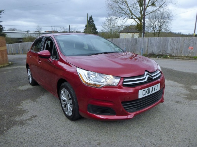 used Citroen C4 VTR HDI in bristol