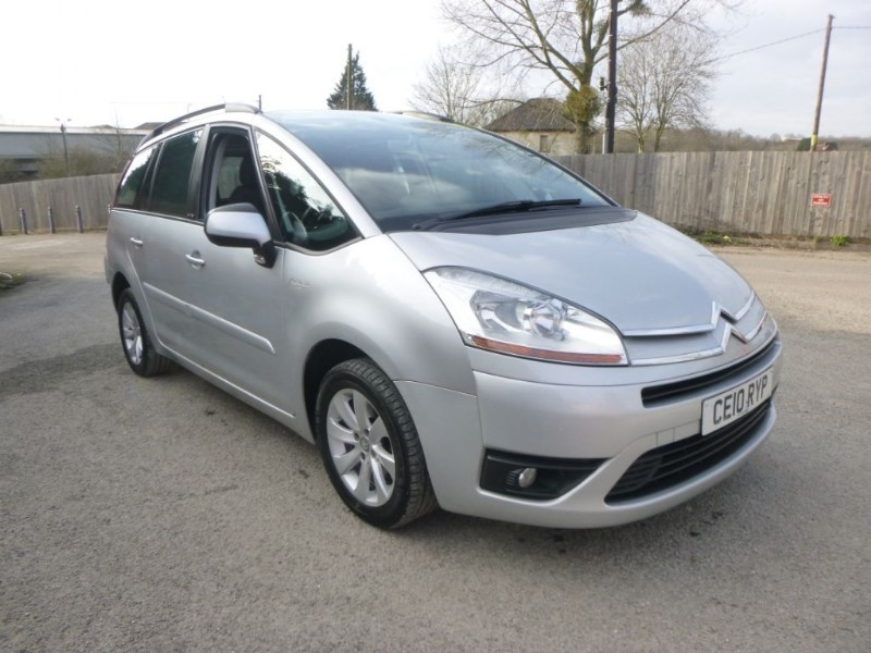 used Citroen C4 GRAND PICASSO VTR PLUS HDI EGS in bristol