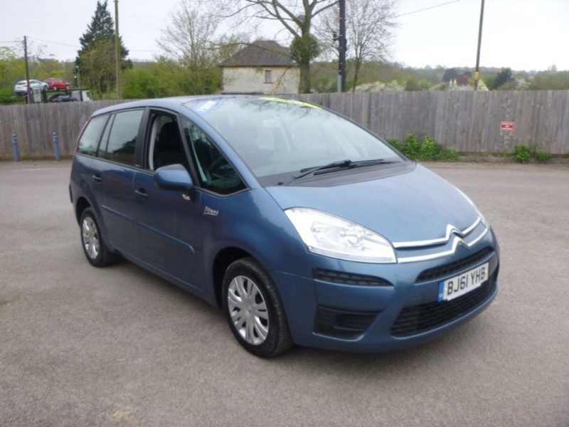 used Citroen C4 GRAND PICASSO VTR HDI in bristol