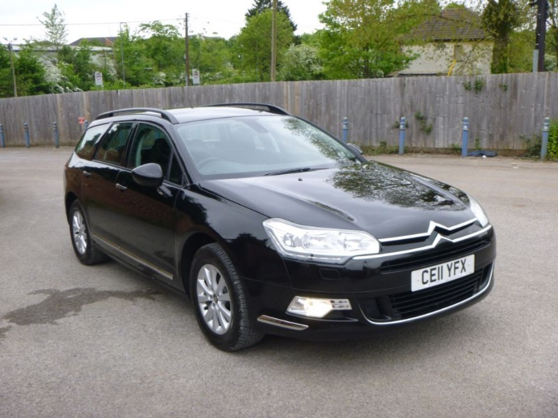 used Citroen C5 HDI VTR PLUS NAV in bristol