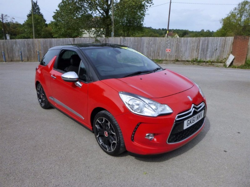 used Citroen DS3 E-HDI DSTYLE PLUS in bristol