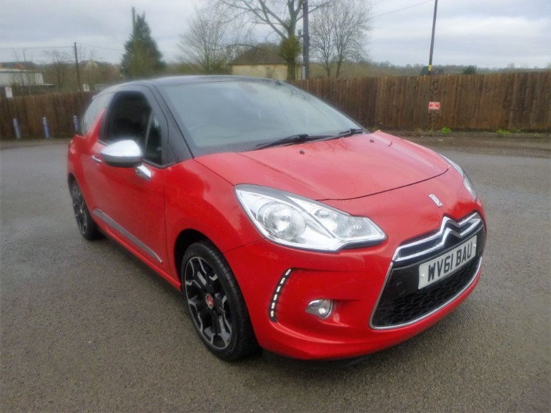 used Citroen DS3 THP DSPORT PLUS in bristol