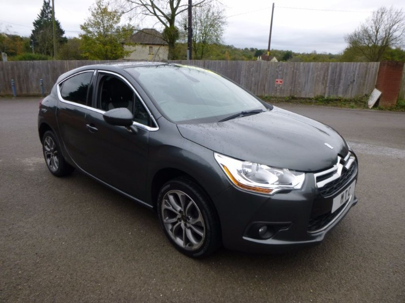 used Citroen DS4 HDI DSTYLE in bristol