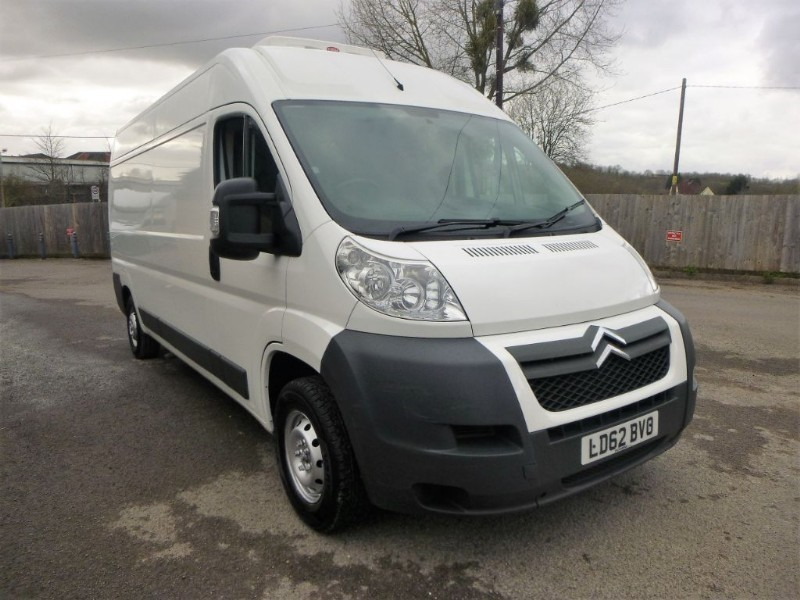 used Citroen Relay 35 L3H2 HDI in bristol