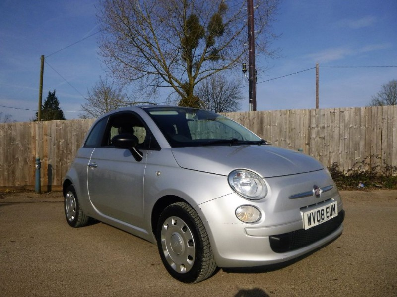 used Fiat 500 POP in bristol