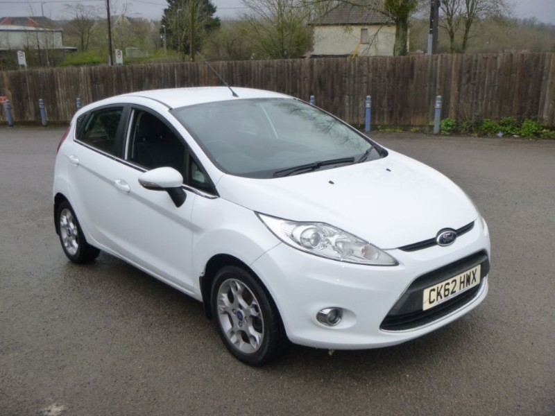 used Ford Fiesta ZETEC in bristol