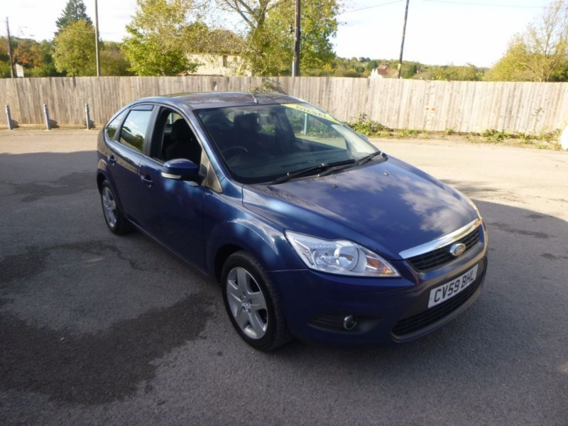 used Ford Focus STYLE TDCI in bristol