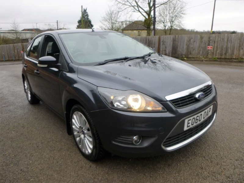 used Ford Focus TITANIUM in bristol