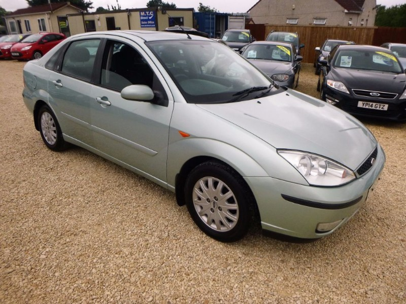 used Ford Focus GHIA in bristol