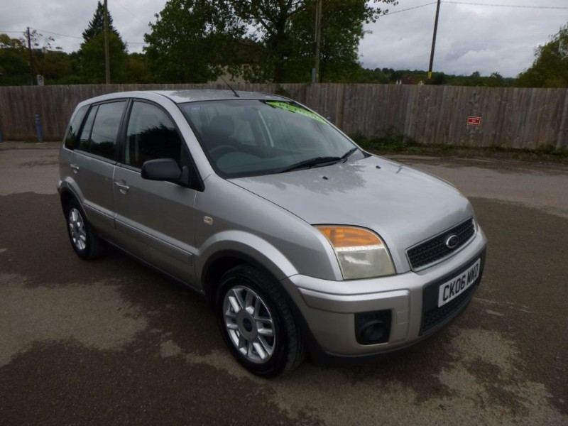 used Ford Fusion ZETEC CLIMATE in bristol