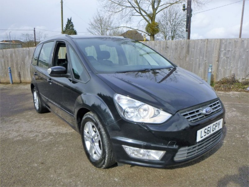 used Ford Galaxy ZETEC in bristol